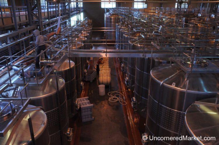 Fin del Mundo Winery