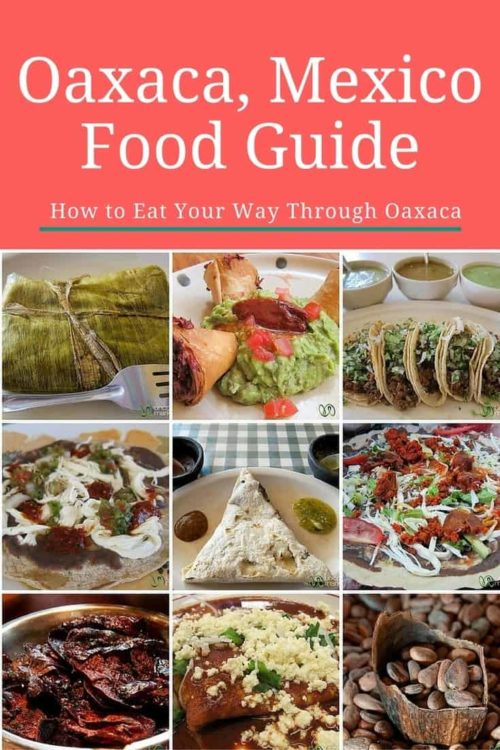 Oaxaca food guide