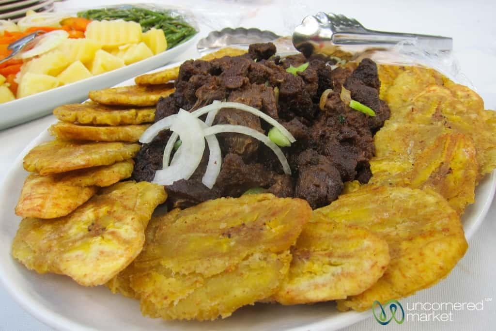 Haitian Food, Tassot