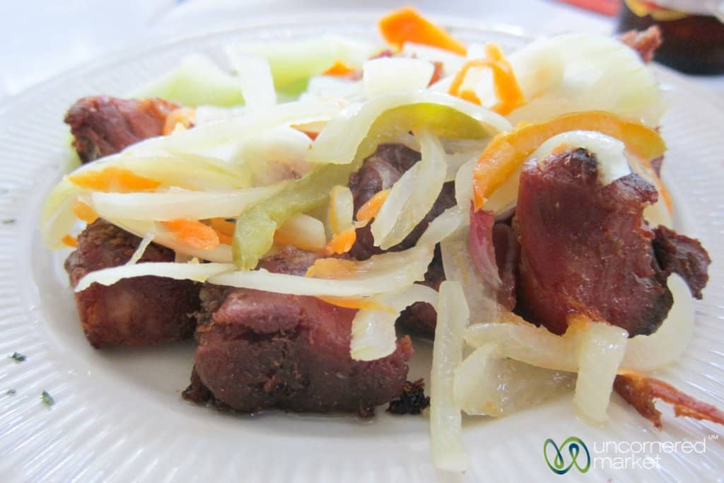 Haitian Food, Griyo