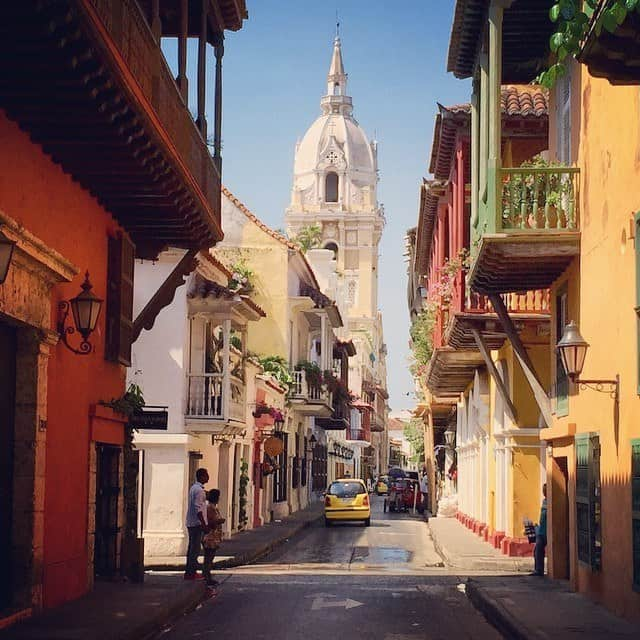 Offbeat Holiday Destinations - Cartagena, Colombia