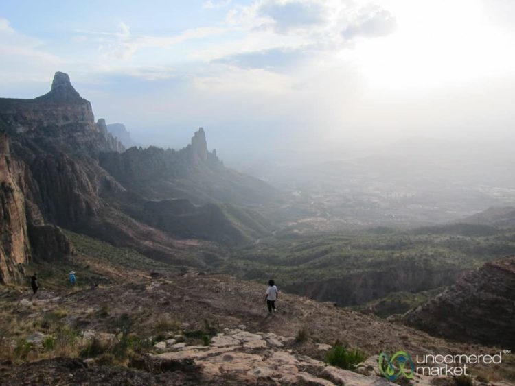 Offbeat Holiday Destinations, Hiking in Ethiopia