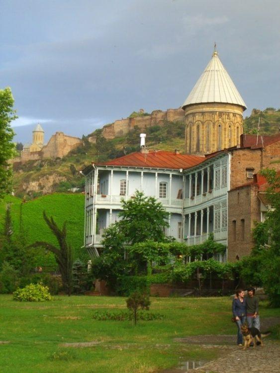 Offbeat Holiday Destinations, Tbilisi in Republic of Georgia