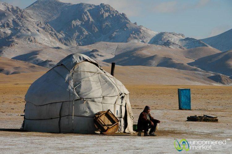 Offbeat Holiday Destinations, Kyrgyzstan Yurt