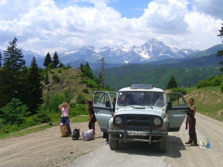 Offbeat Holiday Destinations, Svaneti in the Republic of Georgia