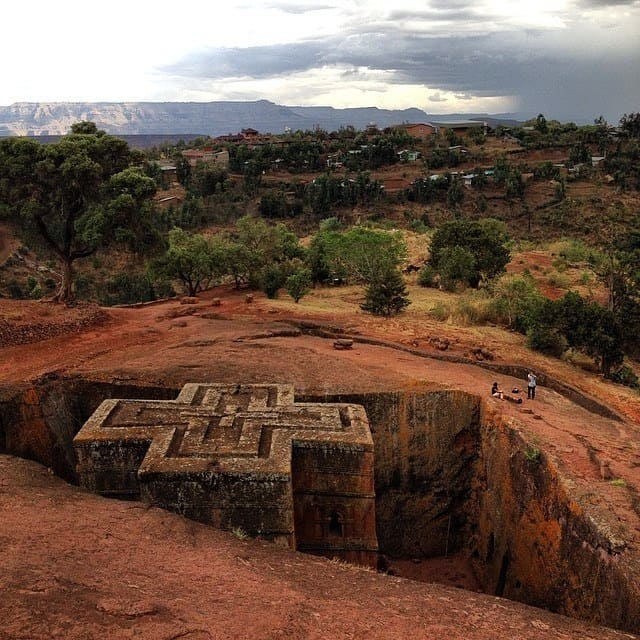 Offbeat Holiday Destinations, Lalibela Churches of Ethiopia
