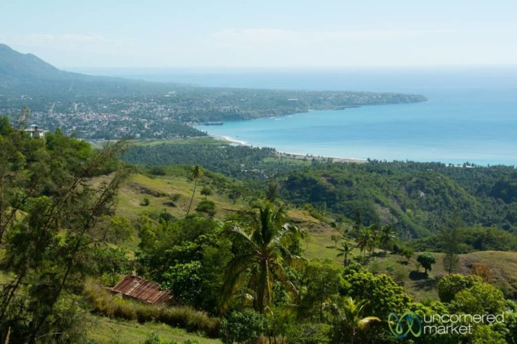 Offbeat Holiday Destinations, Haiti Mountains and Coast