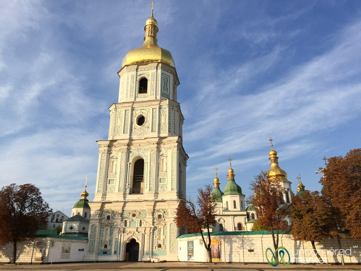 Offbeat Travel Destinations - Kyiv, Ukraine