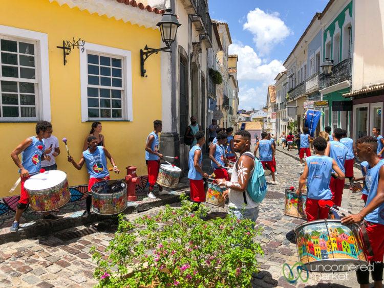 Offbeat Travel Guide - Salvador de Bahia, Brazil