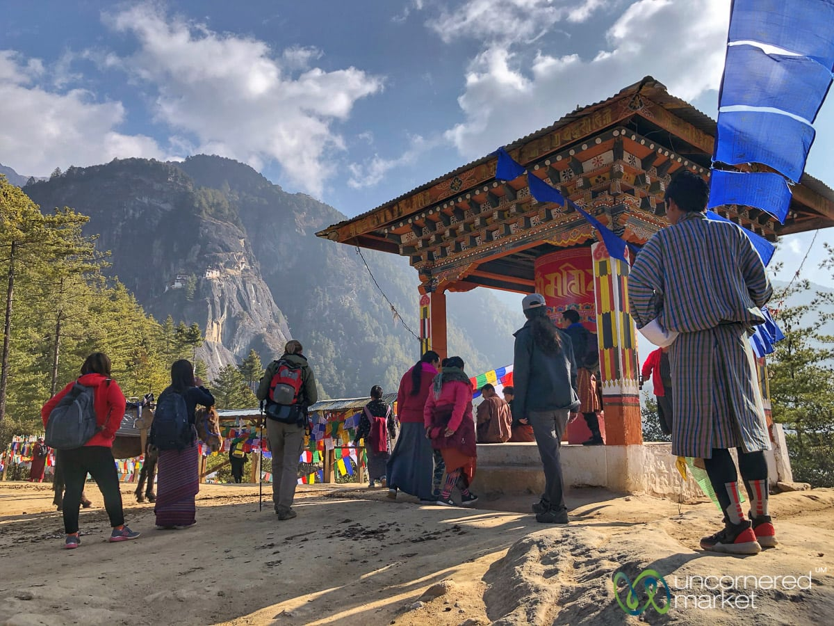 Bhutan Travel, Tiger's Nest Hike with G Adventures Tour